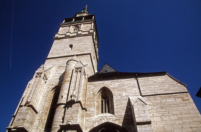 Bad Langensalza Marktkirche St. Bonifacius