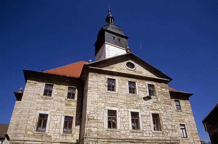 Bad Langensalza Rathaus