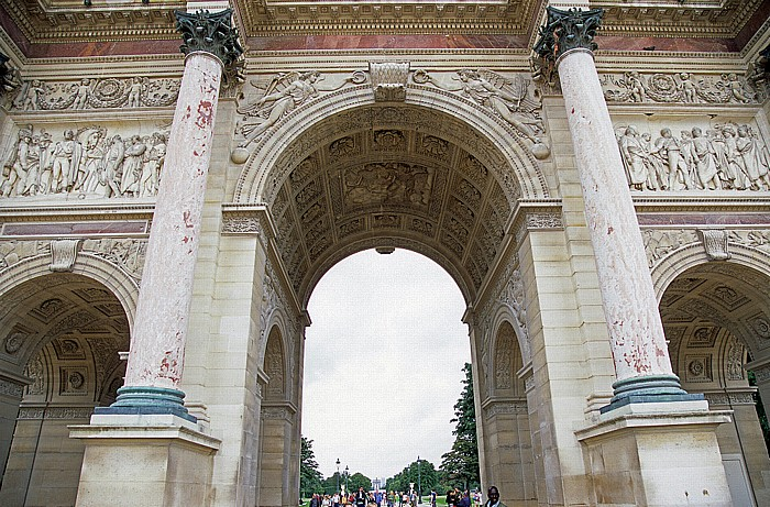 Arc de Triomphe du Carrousel Paris 2008