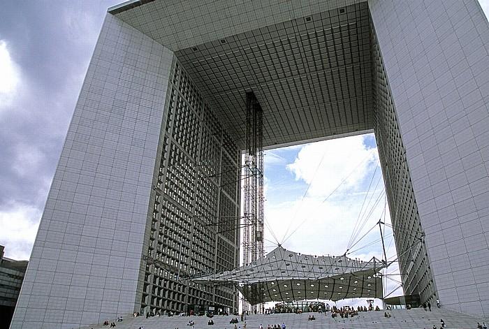 Paris La Défense: Grande Arche