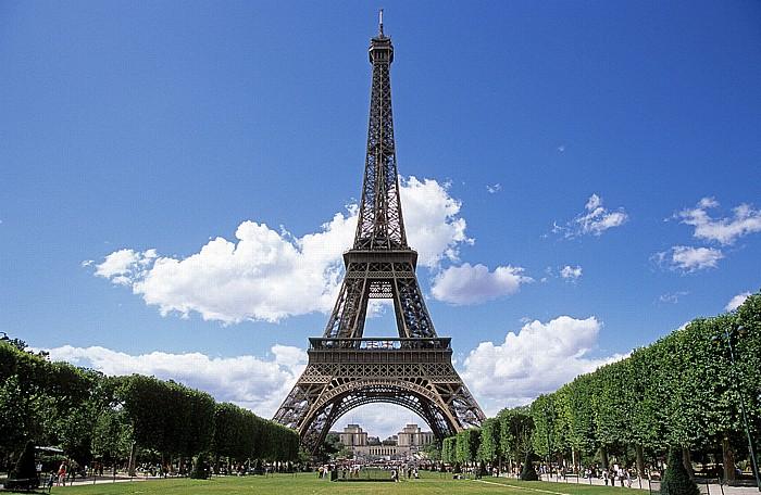 frankreich paris 7 arrondissement 1 rund um den eiffelturm 1 bild 39708 erde in bildern. Black Bedroom Furniture Sets. Home Design Ideas
