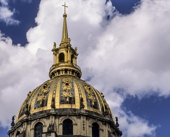 Dôme des Invalides (Invalidendom) Paris 2008