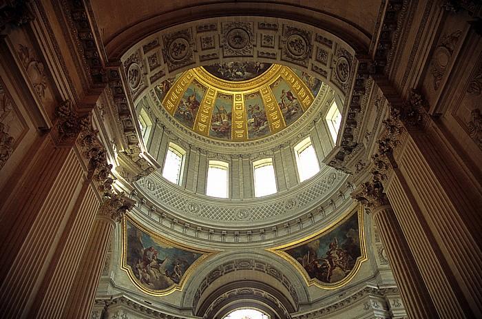 Paris Dôme des Invalides (Invalidendom): Kuppel