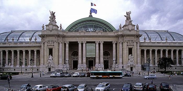 Grand Palais Paris 2008