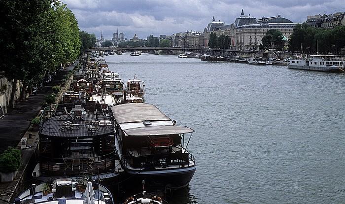 Paris Seine Notre-Dame de Paris