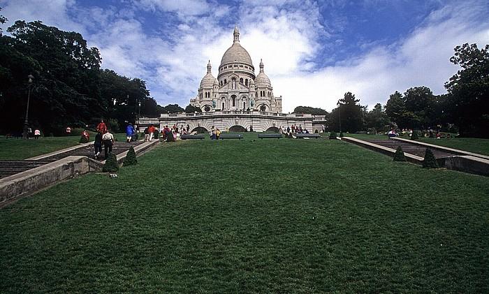 Sacré-Coeur de Montmartre Paris