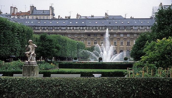 Paris Jardin du Palais Royal