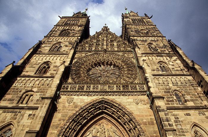 Nürnberg St. Lorenz (Lorenzkirche)