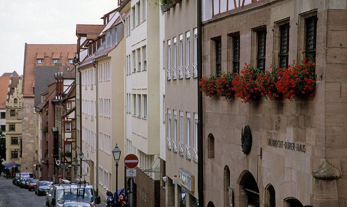 Nürnberg Albrecht-Dürer-Straße, Albrecht-Dürer-Haus