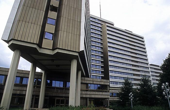 Nürnberg Bundesagentur für Arbeit