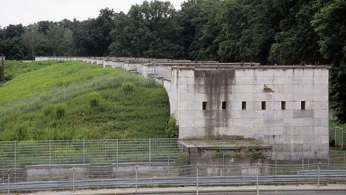 Nürnberg Ehem. Reichsparteitagsgelände: Zeppelinfeld
