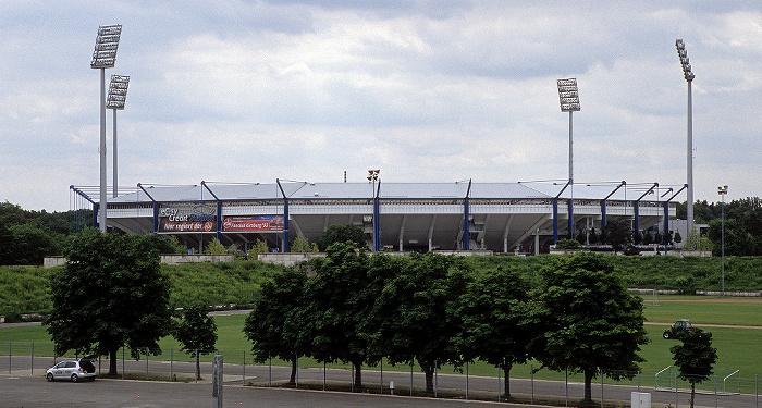 Nürnberg Frankenstation (Easycredit-Stadion)