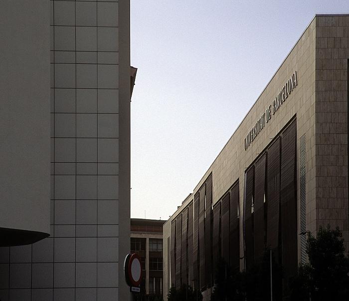 Ciutat Vella (El Raval): Universität Barcelona Barcelona