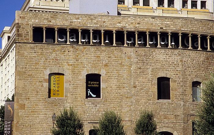 Barri Gòtic: Casa de la Pia Almoina Barcelona