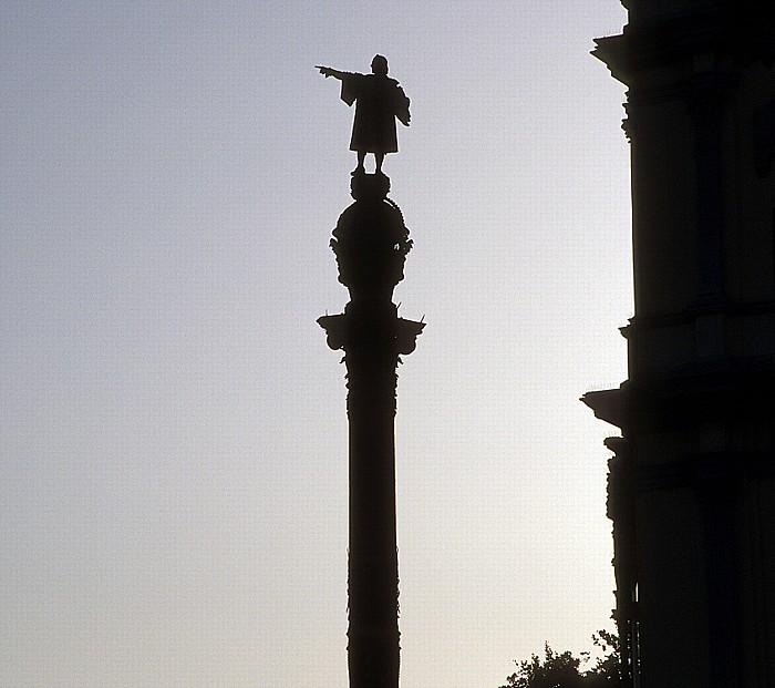 Kolumbussäule (Monument a Colom) Barcelona
