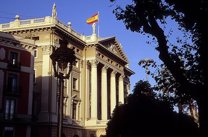 Comandancia de Barcelona Barcelona