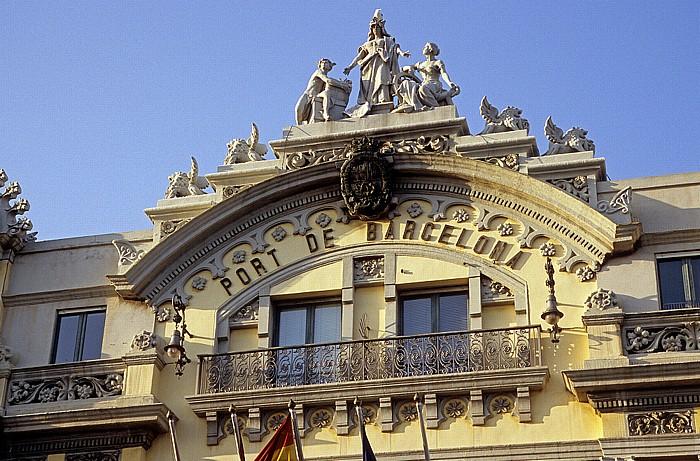 Autoridad Portuaria de Barcelona