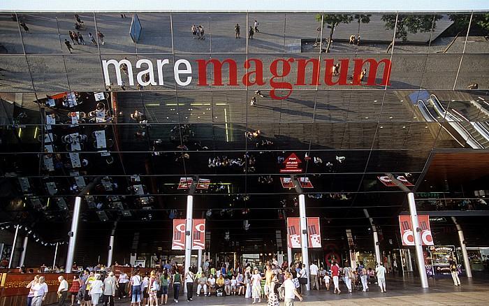 Maremagnum Barcelona