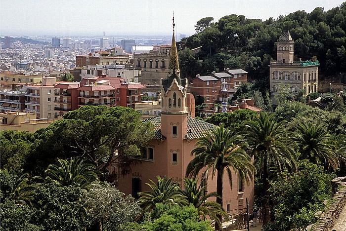 Parc Güell: Museu Casa Gaudí Barcelona
