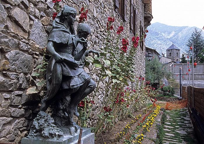 Andorra la Vella Casa de la Vall Sant Esteve
