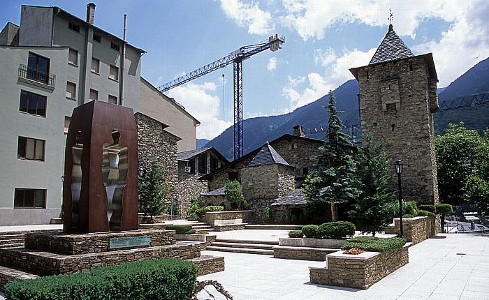 Andorra la Vella Casa de la Vall