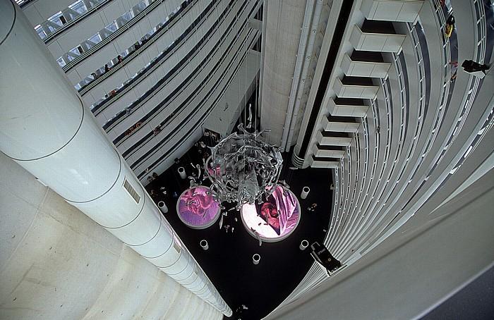 Saragossa EXPO Zaragoza 2008: Wasserturm (Torre del Agua): Splash (von Pere Gifre)