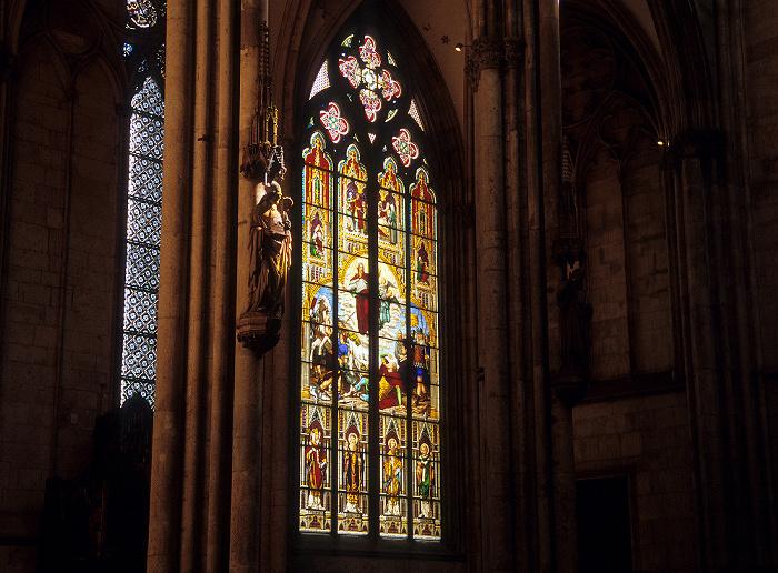 Kölner Dom (Hohe Domkirche St. Peter und Maria): Paulusfenster