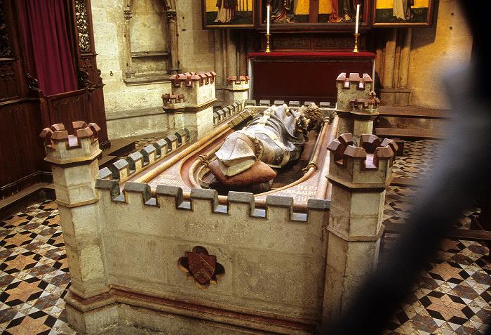 Kölner Dom (Hohe Domkirche St. Peter und Maria): Grabmal Philipp von Heinsberg