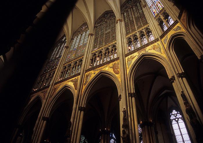Kölner Dom (Hohe Domkirche St. Peter und Maria): Chor