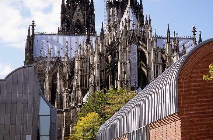 Kölner Dom (Hohe Domkirche St. Peter und Maria) Museum Ludwig