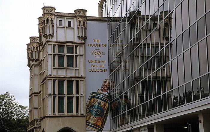 Köln Neues Stammhaus von 4711
