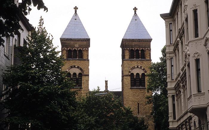 Köln Kirche St. Michael am Brüssler Platz