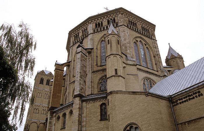 Köln St. Gereon: Dekagon
