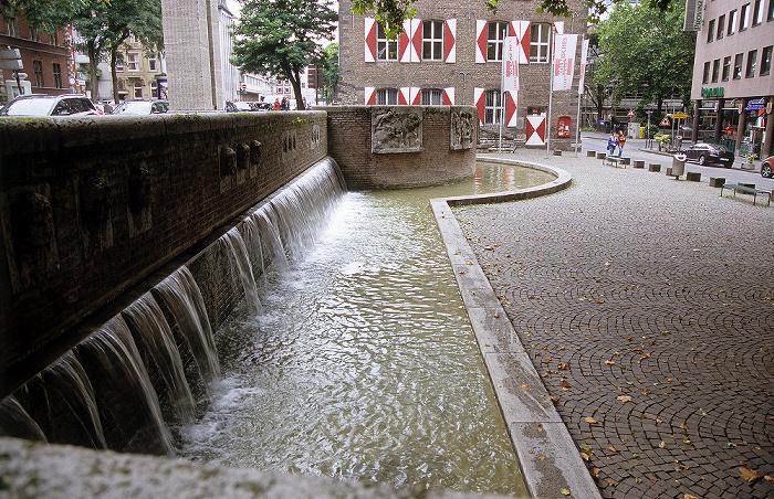 Köln Römerbrunnen Kölnisches Stadtmuseum