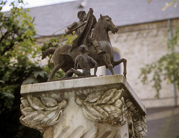 Köln Altstadt: St.-Martins-Denkmal