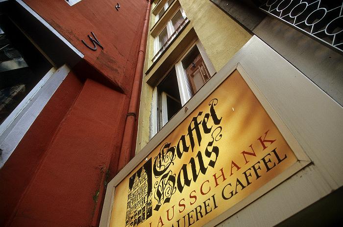 Köln Altstadt: Gaffel Haus