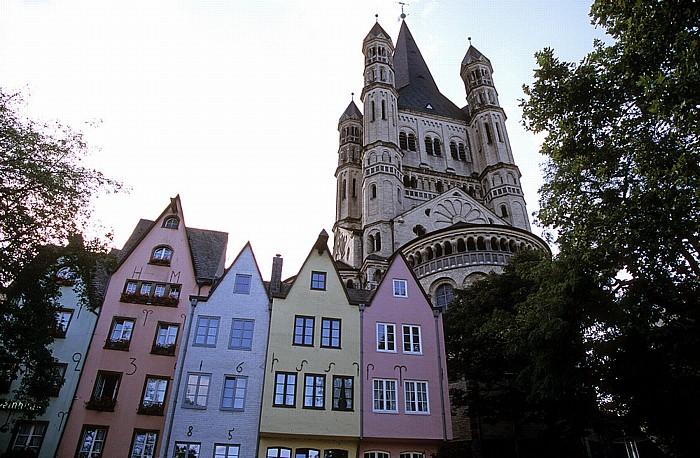 Köln Altstadt Groß St. Martin