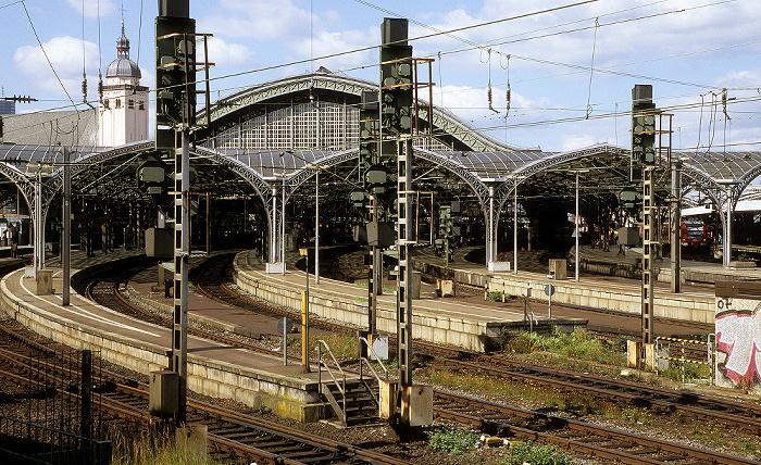 Köln Hauptbahnhof St. Mariä Himmelfahrt