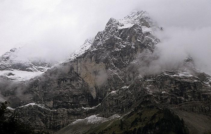 Rißtal Karwendelgebirge