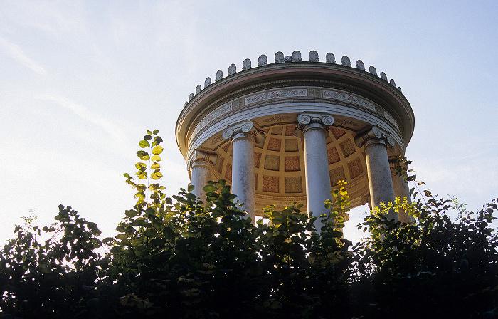 München Englischer Garten: Monopterus