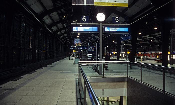 Bahnhof Berlin Friedrichstraße Berlin 2008