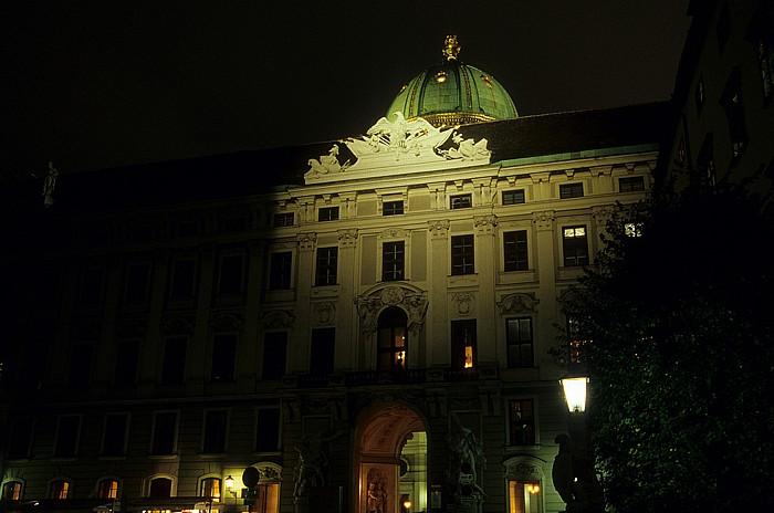 Hofburg: Michaelertrakt Wien