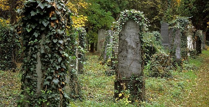 Wiener Zentralfriedhof: Alter jüdischer Friedhof