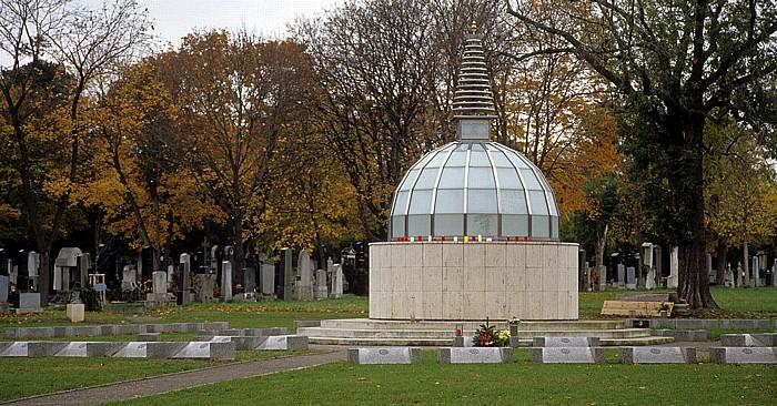Wiener Zentralfriedhof: Buddhistische Gruppe Wien