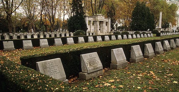 Wiener Zentralfriedhof: Sowjetische Kriegsgräber des Zweiten Weltkrieges Wien