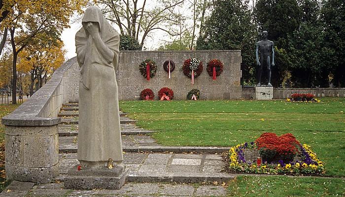 Wiener Zentralfriedhof: Mahnmal