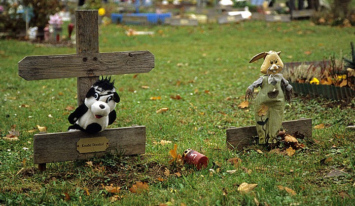 Wiener Zentralfriedhof: Gruppe 35 B (Babyfriedhof)