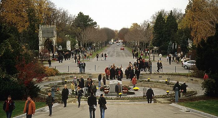 Wiener Zentralfriedhof: Gruft der Bundespräsidenten