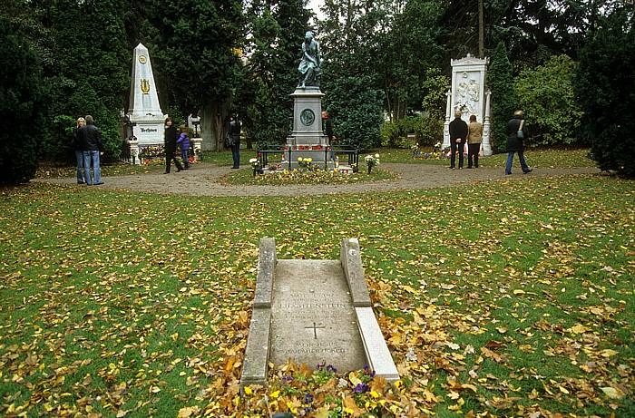 Wiener Zentralfriedhof: Komponistengräber Wien