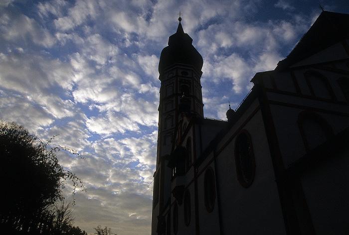 Andechs Klosterkirche (Wallfahrtskirche St. Nikolaus und Elisabeth)